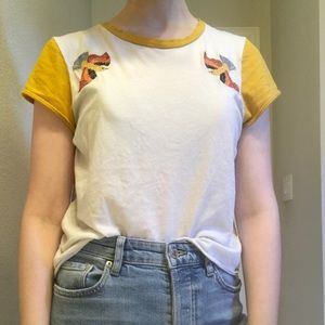 A cute light weight t-shirt!